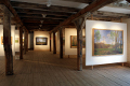 Innenansicht des Overbeck-Museums (Overbeckmuseum)